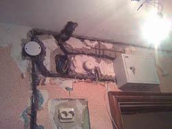 Замена электропроводки в Волгограде
