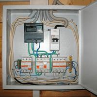 Монтаж, установка, замена, ремонт электрического щитка в Волгограде. Ремонт электрощита Волгоград. Индивидуальный квартирный электрощит в Волгограде