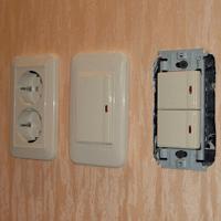 Монтаж, ремонт, замена выключателей Волгоград